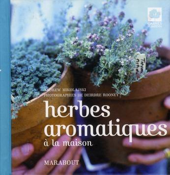 Herbes aromatiques à la maison