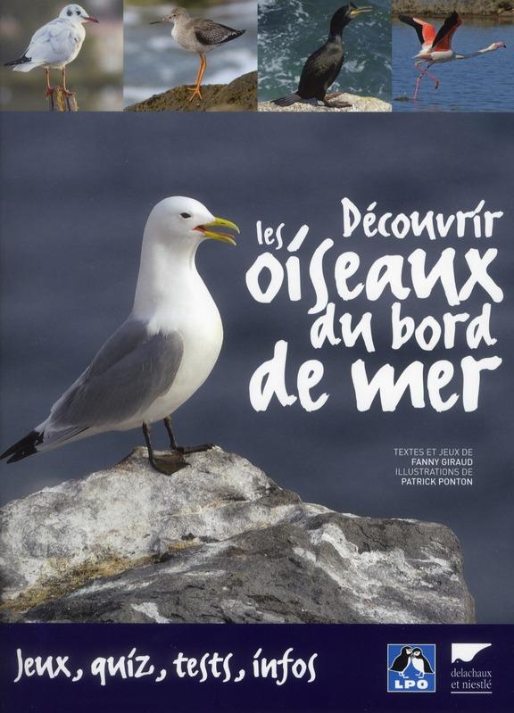 Découvrir les oiseaux du bord de mer