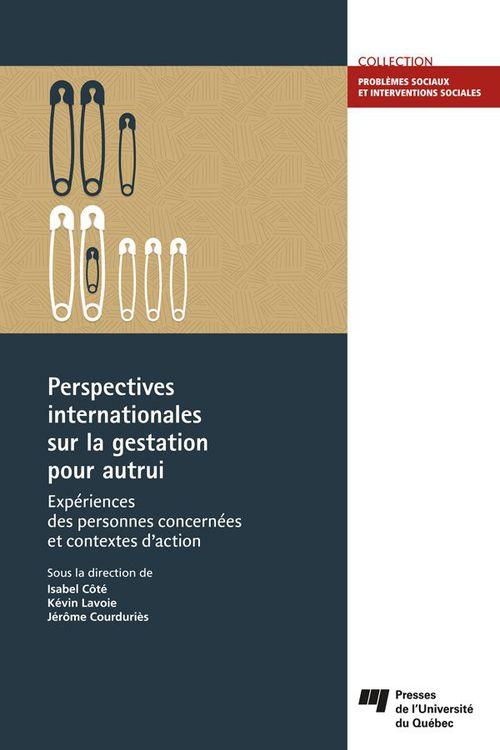 Perspectives internationales sur la gestation pour autrui