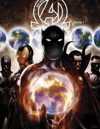 The new Avengers T.1 ; tout meurt