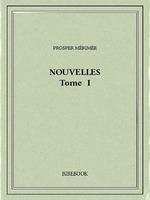 Vente Livre Numérique : Nouvelles I  - Prosper Mérimée