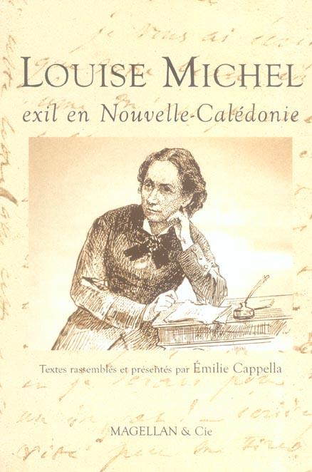 Louise Michel, exil en Nouvelle Calédonie
