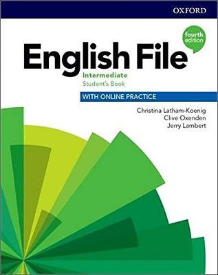 English file:4th edition  intermediate. student's book with online practice (pack)