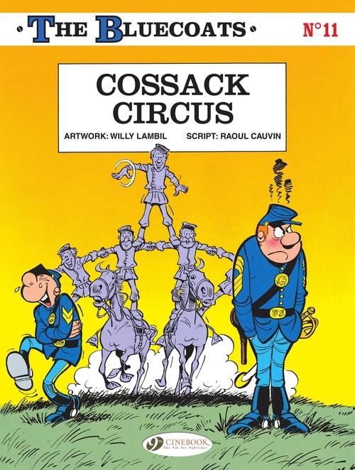 The Bluecoats T.11 ; cossack circus