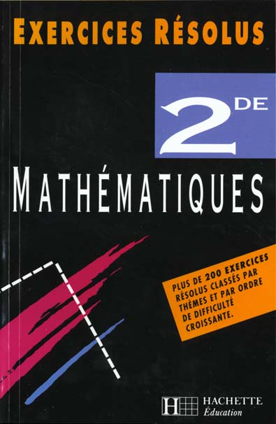 Mathematiques 2°