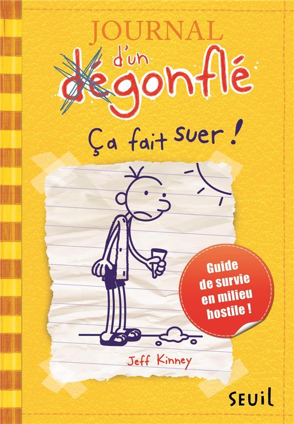 JOURNAL D-UN DEGONFLE T4