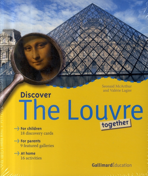 Discover the louvre together