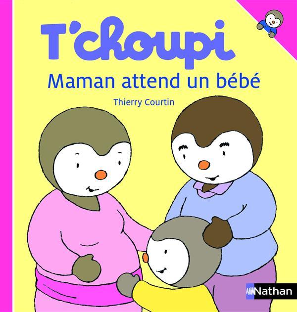 T'Choupi ; Maman Attend Un Bebe