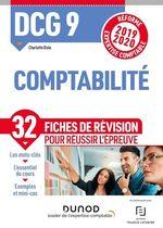 Vente EBooks : DCG 9 ; comptabilité ; 33 fiches de révision pour réussir l'épreuve (édition 2019/2020)  - Charlotte Disle