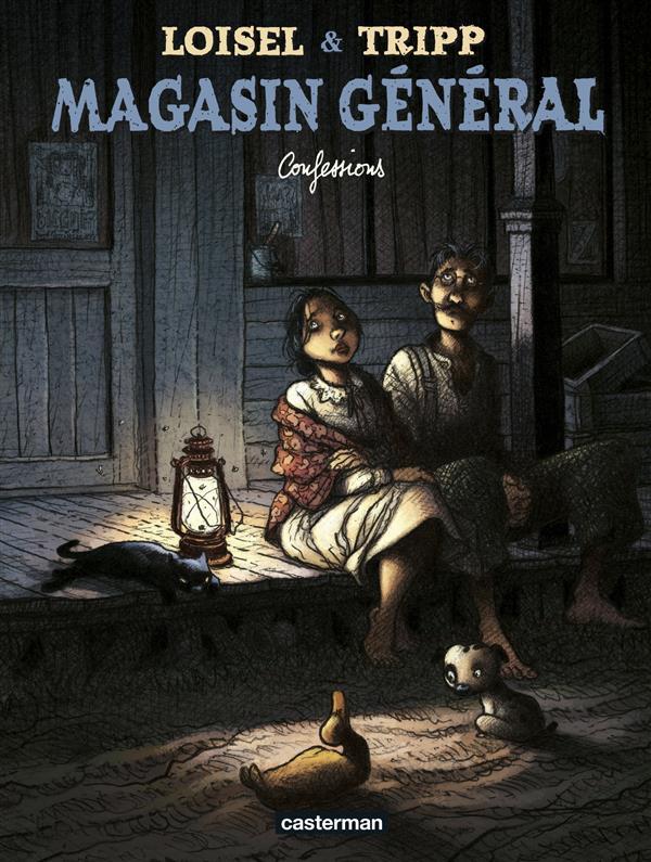 Magasin général T.4 ; confessions