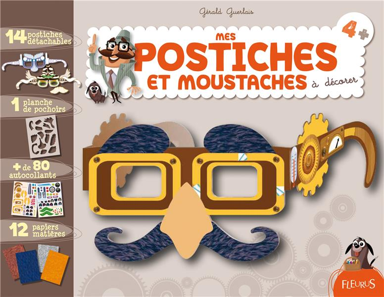 Moustaches et postiches