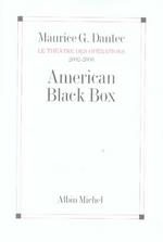 Couverture de American black box
