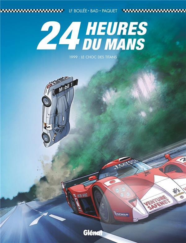 24 heures du Mans ; 1999 : le choc des titans