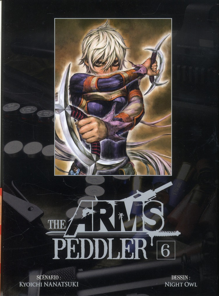 The arms peddler t.6