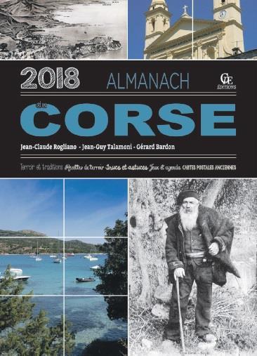 Almanach du Corse (édition 2018)