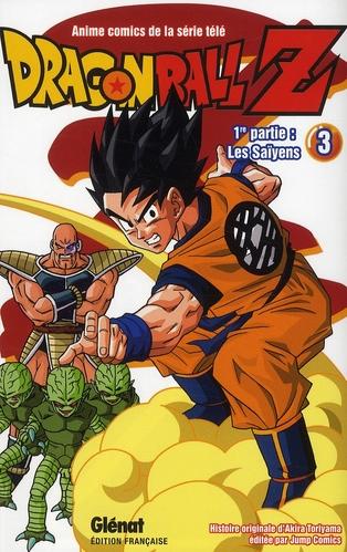 Dragon Ball Z ; Cycle 1 T.3