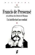 Vente EBooks : Francis de Pressensé et la défense des Droits de l'homme  - Rémi Fabre