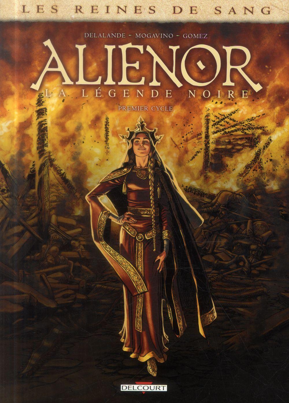 Les reines de sang - Aliénor, la légende noire ; COFFRET VOL.1 ; T.1 A T.3
