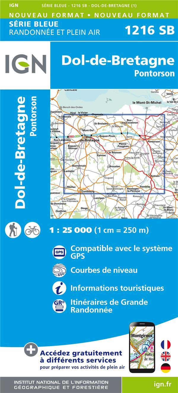 1216SB ; Pontorson, Dol-de-Bretagne