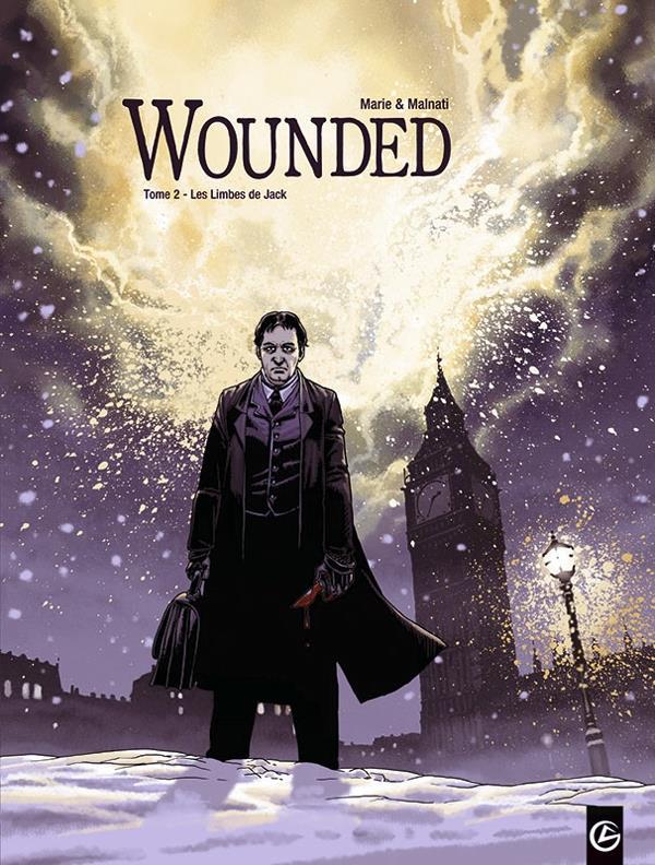 Wounded t.2 ; les limbes de Jack