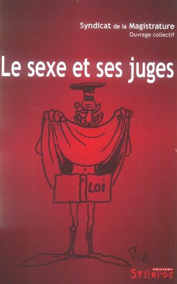 Le sexe et les juges