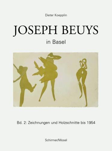 JOSEPH BEUYS IN BASEL VOL 2 ALLEMAND