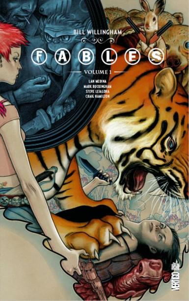 Fables ; INTEGRALE VOL.1 ; T.1 A T.3