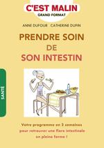 Vente Livre Numérique : Prendre soin de son intestin ! C'est malin  - Anne Dufour - Catherine Dupin