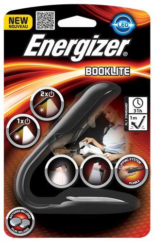 ENERGIZER LAMPE BOOKLITE