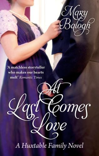 The At Last Comes Love