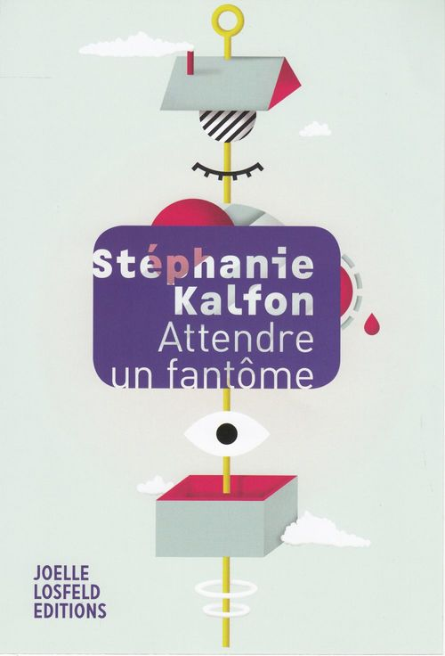 Vente EBooks : Attendre un fantôme  - Stéphanie Kalfon