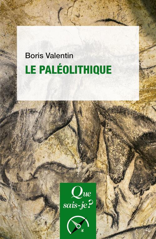 Le paléolithique