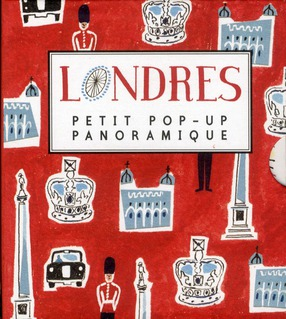 Petit pop-up panoramique t.3 ; Londres