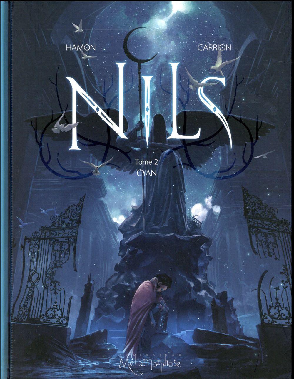 Nils t.2 ; Cyan