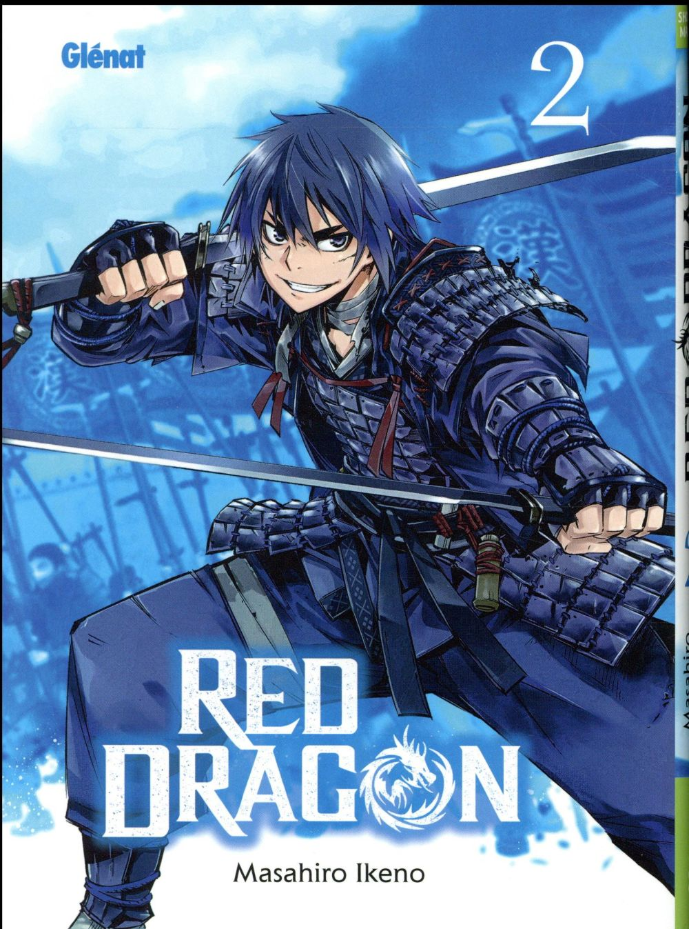 Red dragon T.2