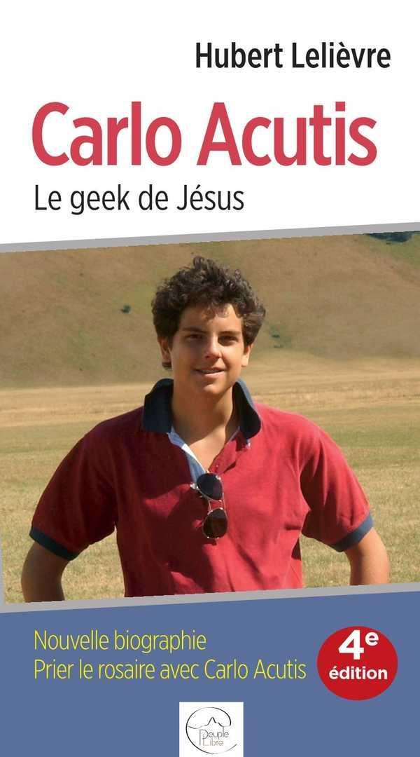 Carlo Acutis ; le geejk de Jésus