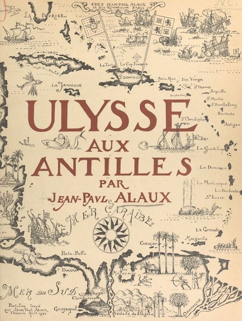 Ulysse aux Antilles  - Jean-Paul Alaux