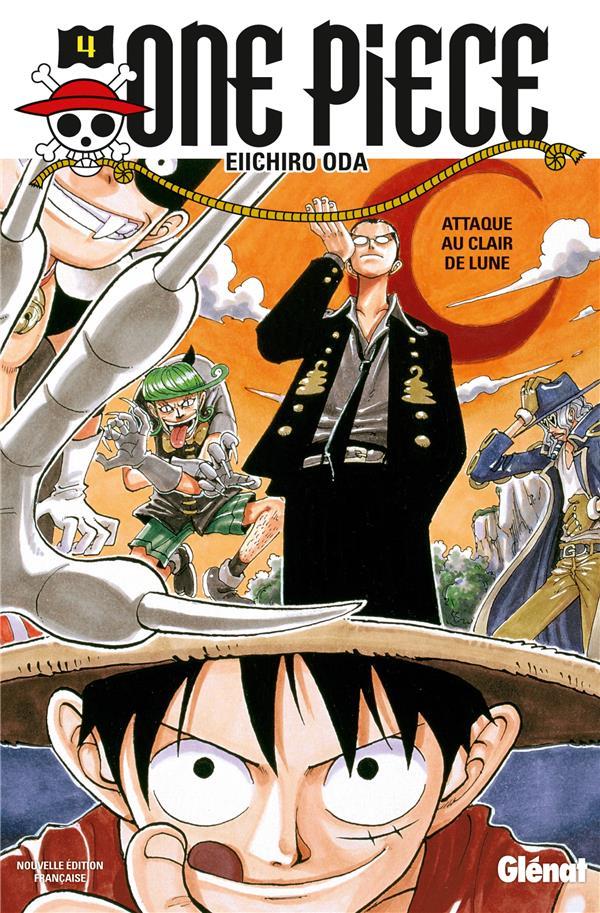 One Piece T.4 ; Attaque Au Clair De Lune