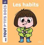 Vente Livre Numérique : Les habits  - Paule Battault