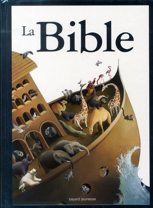LA BIBLE, COFFRET ANCIEN ET NOUVEAU TESTAMENT