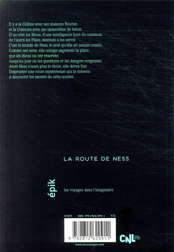 La route de Ness