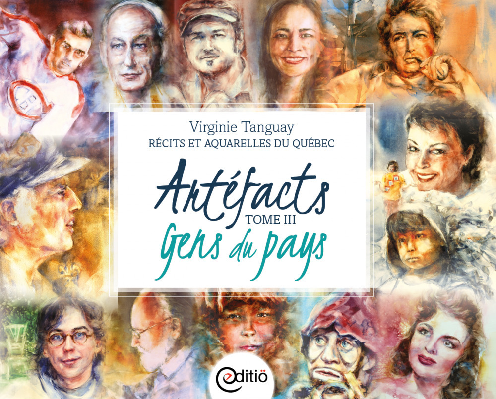 Artéfacts - Tome III, Gens du pays