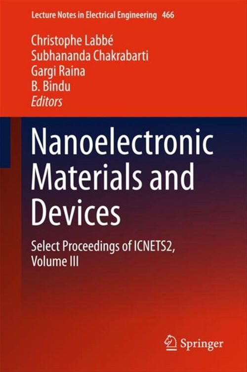 Nanoelectronic Materials and Devices