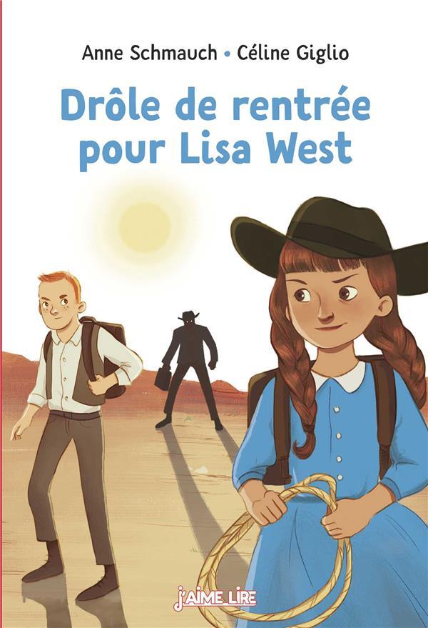 Drôle de rentrée pour Lisa West