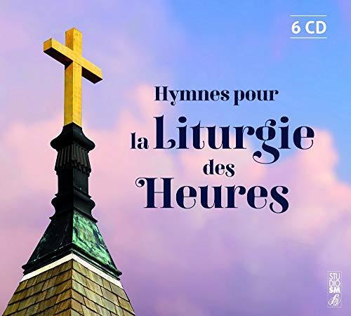 HYMNES POUR LA LITURGIE DES HEURES - CD - ED. BAYARD MUSIQUE
