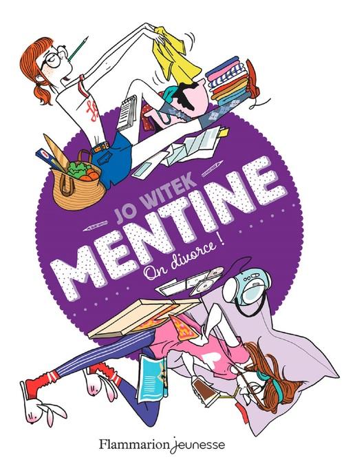 Mentine (Tome 5) - On divorce !