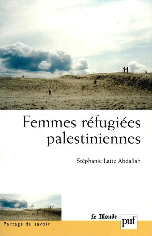 femmes refugiees palestiniennes