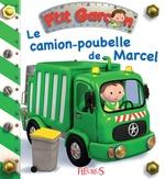 Vente Livre Numérique : Le camion-poubelle de Marcel - interactif  - Nathalie Bélineau - Émilie Beaumont