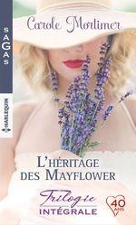 """Vente Livre Numérique : Intégrale """"L'héritage des Mayflower""""  - Carole Mortimer"""