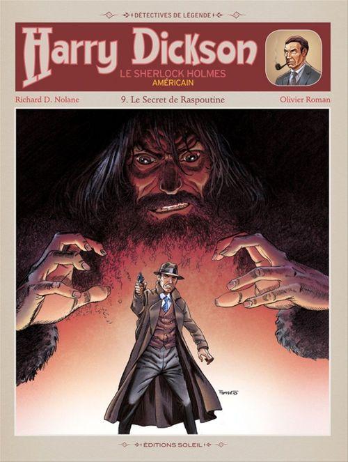 Harry Dickson, le Sherlock Holmes américain T.9 ; le secret de Raspoutine